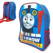 Boys Thomas The Tank Adorable Junior Backpack