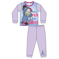 Girls Toddler Official Eeyore Pyjamas