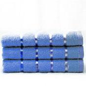 Luxury Egyptian Cotton Bath Towel Royal Blue