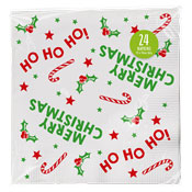 Christmas Paper Napkins 24 Pack
