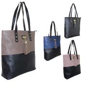 Ladies Tassel Handbag Large