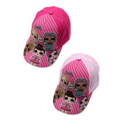 Official Childrens LOL Surprise Character Baseball Cap