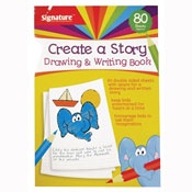 Create a Story Drawing & Writing Book