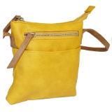 Ladies Mini Crossbody Bag Mustard
