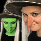 Scream Machine Halloween Witches Nose