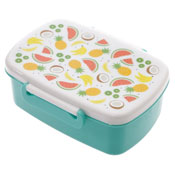 Tropical Single Lunch Box Lauren Billingham