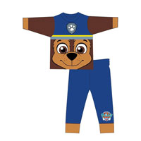 Official Boys Chase Paw Patrol Novelty Pyjamas