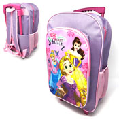 Disney Princess Deluxe Trolley Backpack Carton Price