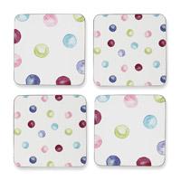 Spotty Dotty Coasters 4 Pack