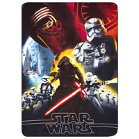 Official Star Wars Fleece Blanket