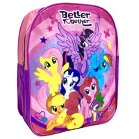 Official My Little Pony Junior Backpack