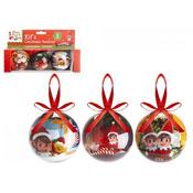 Christmas Tree Decorative Elf Baubles