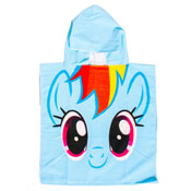 My Little Pony Microfibre Poncho