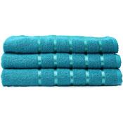 Luxury Egyptian Cotton Bath Towel Teal