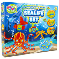 Dough Glow Sealife Set
