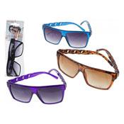 Ladies Chain Arm Design Sunglasses