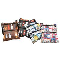 Assorted Cat And Dog Design Shoulder Bags