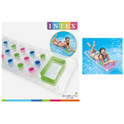 Inflatable Pocket Suntanner Pool Mat