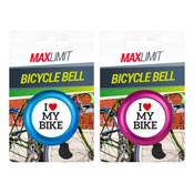 Metallic Colour Bicycle Bell