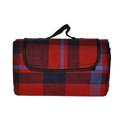 Red Picnic Blanket