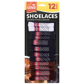 Foot Genie Assorted Shoe Laces