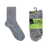 Mens Soft Feel Slipper Socks