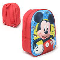 Official EVA Shaped Mickey Mouse 3D Backpack
