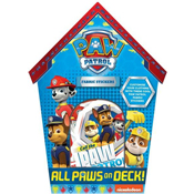 Paw Patrol Fabric Stickers