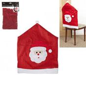 Christmas Santa Chair Cover