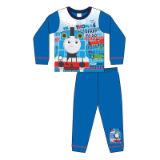 Boys Toddler Official Thomas Ready To Go Pyjamas