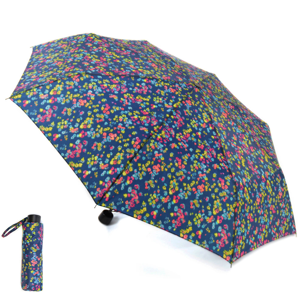 Ditsy Floral Wind Resistance Umbrella