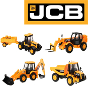 JCB Construction Toys Diggers