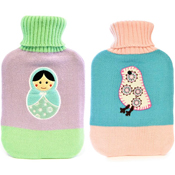 Russian Doll & Chick Hot Water Bottle