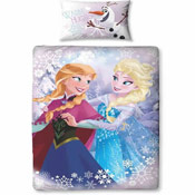 Disney Frozen 'Crystal' Duvet Set