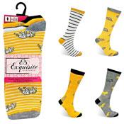 Ladies Exquisite Computer Socks Animal Stripe Carton Price