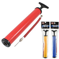 12 Inch Ball And Bike Pump