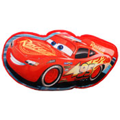 Disney Cars 3 Shaped Cushion Vacuum Packed