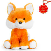 14cm Pippins Fox Soft Toy
