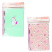 Magical Unicorn A5 Hardback Notebook