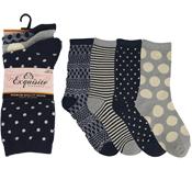 Ladies Exquiste Design Socks