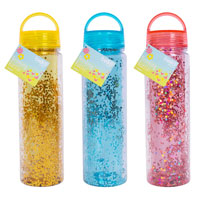 Glitter Water Bottle 500ml