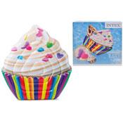 Inflatable Cupcake Pool Mat