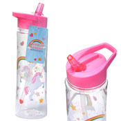 Enchanted Rainbow Unicorn Water Bottle