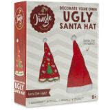 Decorate Your Own Ugly Santas Hat