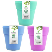 2 Pack Plant Pots 15cm