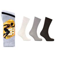 Mens Socksation Hi-Performance Sport Socks Assorted