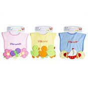 First Steps Meal Time Baby Bibs