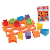 Shape Sorter Tray