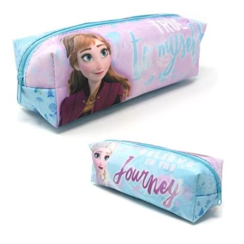 Official Rectangular Pencil Case Disney Frozen