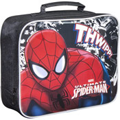 Ultimate SpiderMan 'Thwipp' Lunch Bag